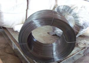 Annealed Surface Treatment black annealed wire