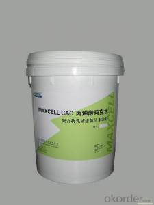 High ElasticTthick Acrylic Waterproof Coating