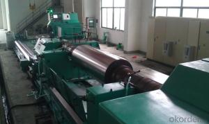 Mill Roll for High Grade and High Strength Plate Mill
