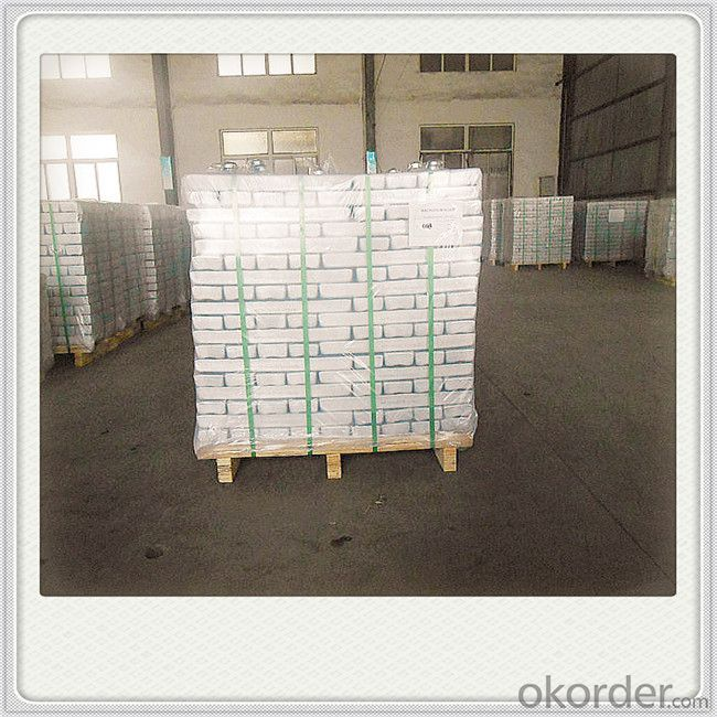 Magnesium Alloy Ingot Rod Good Quality Magnesium Metal Ingot