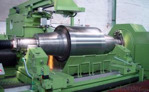 Mill Roll for High Class and High Strength Steel Milling