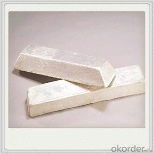 Magnesium Alloy Ingot Billet Good Quality Magnesium Metal Ingot