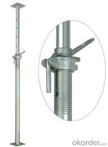 Adjustable Steel Props of Scaffolding System