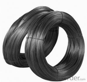 Q195 25-50KG Black Annealed Wire for Fan Net