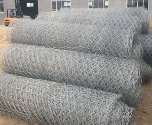 Hot Dipped Galvanized Hexagonal Wire Mesh In Hot Sale