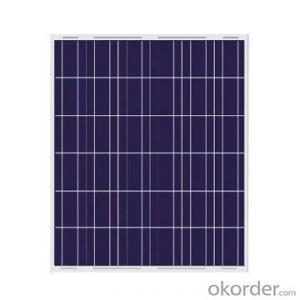 150W Polycrystalline Solar Panel with Good Quality