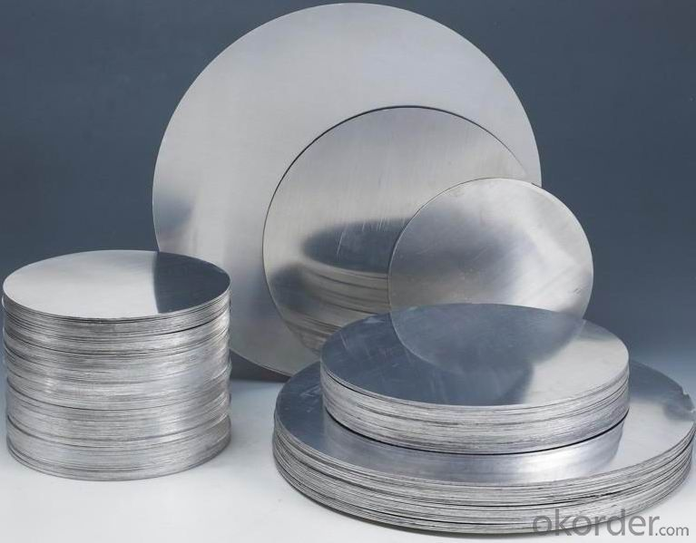 Aluminium Circle For Aluminium Pot Application Alloy AA1200