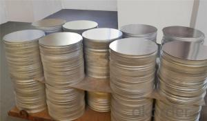 Aluminium Circle For Aluminium Pot Application Alloy AA5754