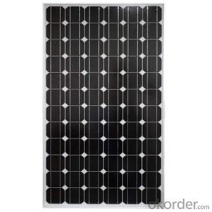 150W Monocrystalline Solar Panel with High Efficiency, Suitable for Streetlights
