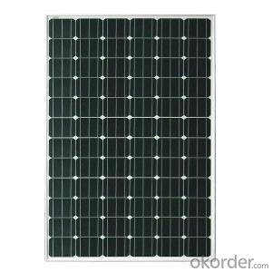 Solar Power System with 60wp Maximum Power