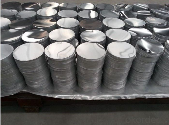 Aluminium Circle For Aluminium Pot Application Alloy AA1145