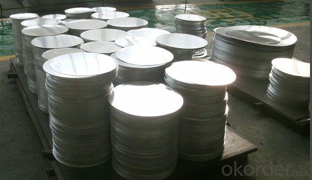 Aluminium Circle For Aluminium Pot Application Alloy AA 3004