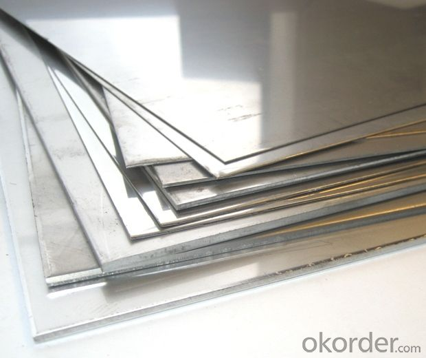 No 8 Mirror Finish Cold Roll 304 Stainless Steel Sheet