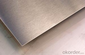 ASTM A240 A480 SS 201 304 316 430AISI Hot Rolled Stainless Steel Sheet
