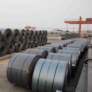 Hot Rolled Steel Sheets from China with Good Quality SS400