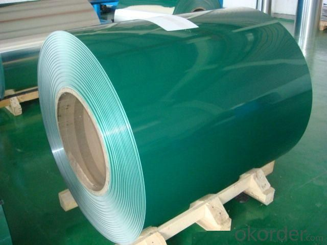 Mill Finished PE Prepainted Aluminium Coil