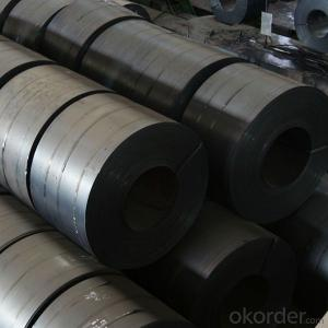 Hot Rolled Steel Coils Hot Sale Made In China SS400