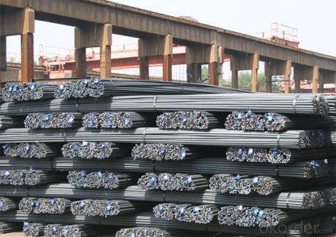 Special Steel Reinforcing Steel Bars HRB500 Rebars