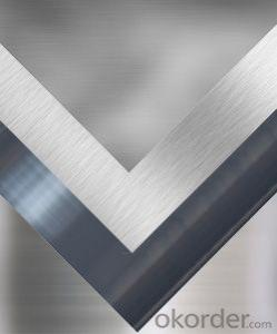 Hot-Rolling Stainless Steel Sheets For Chemical Industries With No.1 Finish