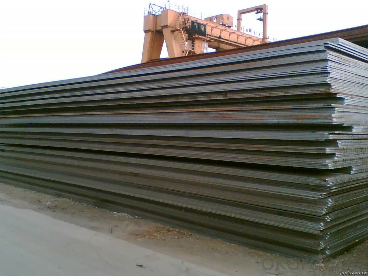 Hot Rolled Mild Steel Plate JIS SS400 Carbon Steel Sheet