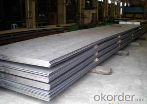 Hot Rolled Mild Steel Plate ASTM A283 Carbon Steel Sheet