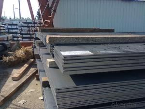 Hot Rolled Mild Steel Plate Q235 Carbon Steel Sheet