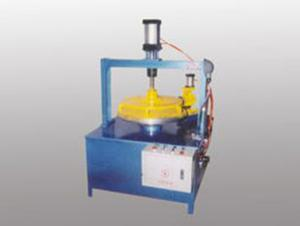 Edge-Curling Machine For 200-220L Steel Drum