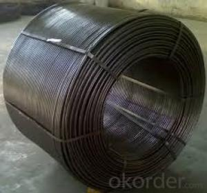 CNBM Carbon Cored Wire For  Feeding Machine