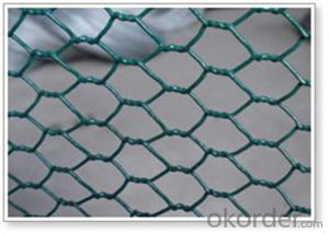 Stainless Steel/Iron/PVC Coated/Chicken Hexagonal Wire Mesh with Cheapest Price