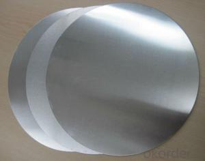 Aluminium Circle For Aluminium Pot Application Alloy AA6061