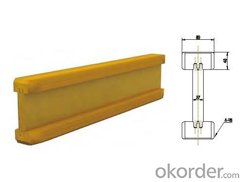 Timber beam formwork system H20 beam for construction