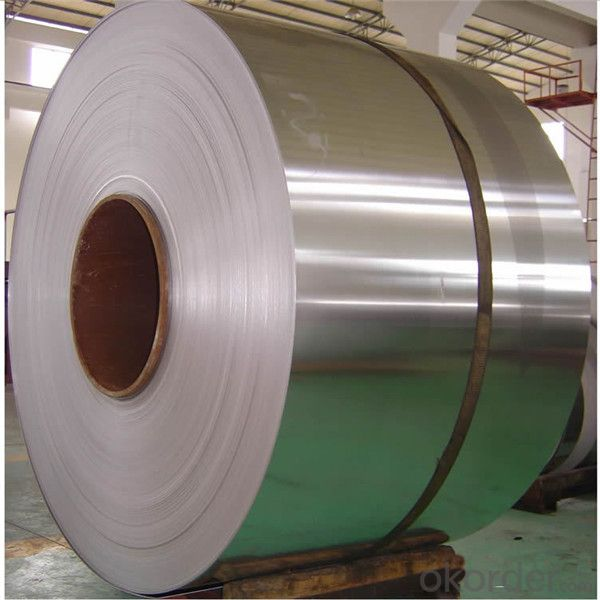 Stainless Steel Coil with Good Price China