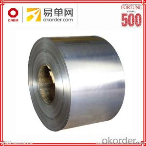 Cold rolled steel plate for equipments producing
