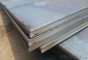 ASTM A36 Hot Rolled Mild Steel Plate Sheet