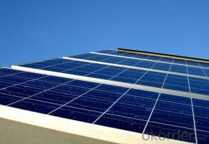 Polycrystalline  Solar Panels 100W With High Efficiency