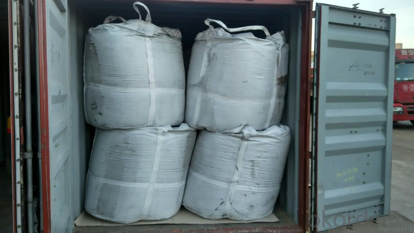 91% FC  Calciend Anthracite Used for Carbon Additive