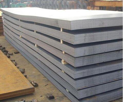 Grade st 52.3 Mild Steel Plate Astm A36/ST37/ST52