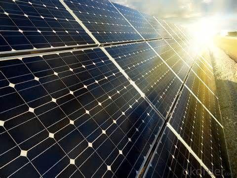 Polycrystalline  Solar Panels 290W With High Efficiency