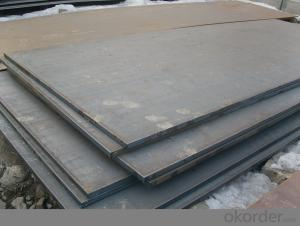 A36/A283(A/B/C/D) 2mm 6mm 10mm 30mm Thickness Steel Plate