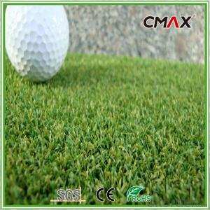 10mm Height Golf Grass with PA/Nylon Monofilament