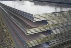 Grade 65Mn Ship Plate Coil Hot Rolled Steel