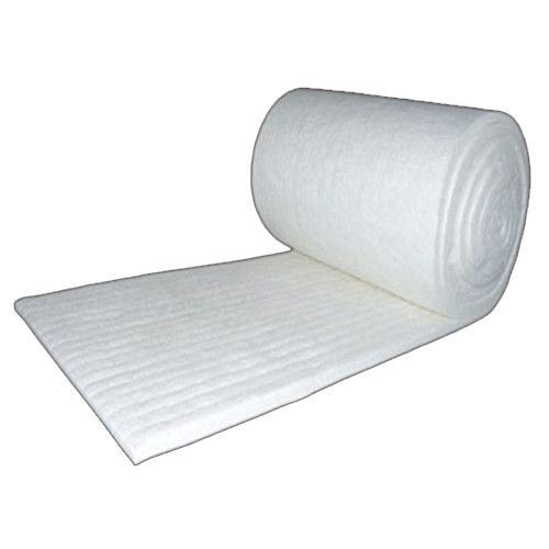 Mantas de fibra cerámica aislantes STD para protección contra incendios