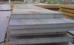 S275JR High Strength Carbon Iron Sheet Plates
