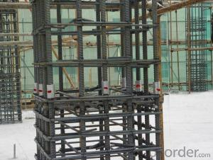 Steel Coupler Rebar Scaffolding Tube as Good Quality