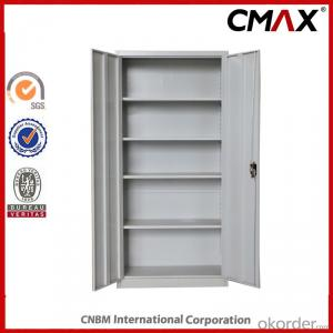 Swing Door Steel Cupboard Filing Cabinet CMAX-FC02