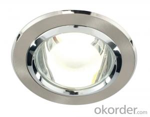 Recessed 5w/7w/9w/10w/15w/25w/35w China Led Downlight Product