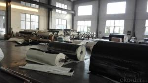 Diamond Surface Smooth Bottom White PVC Conveyor Belt
