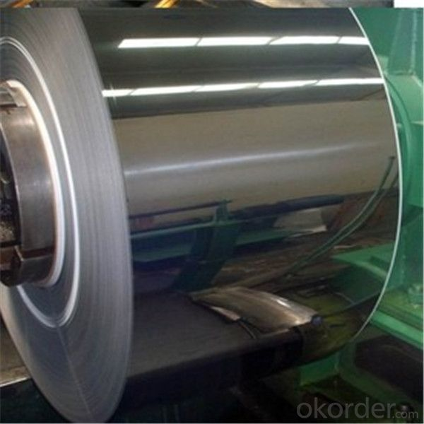 BA finish Stainless Steel Coil 202 grade in large stock