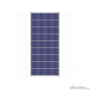 190 Watt Photovoltaic Poly Solar Panel