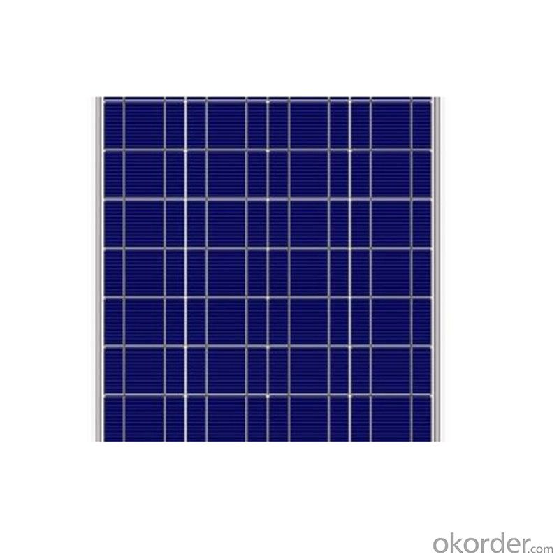 165 Watt Photovoltaic Poly Solar Panel
